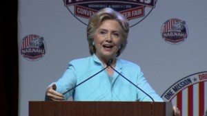 Clinton tries to clarify her assertion she was 'truthful' during FBI email investigation