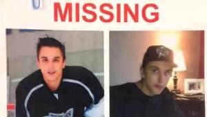 Police searching for missing Winnipeg teen Cooper Nemeth