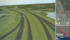 Southwest Calgary Ring Road to be completed in 7 years: Government