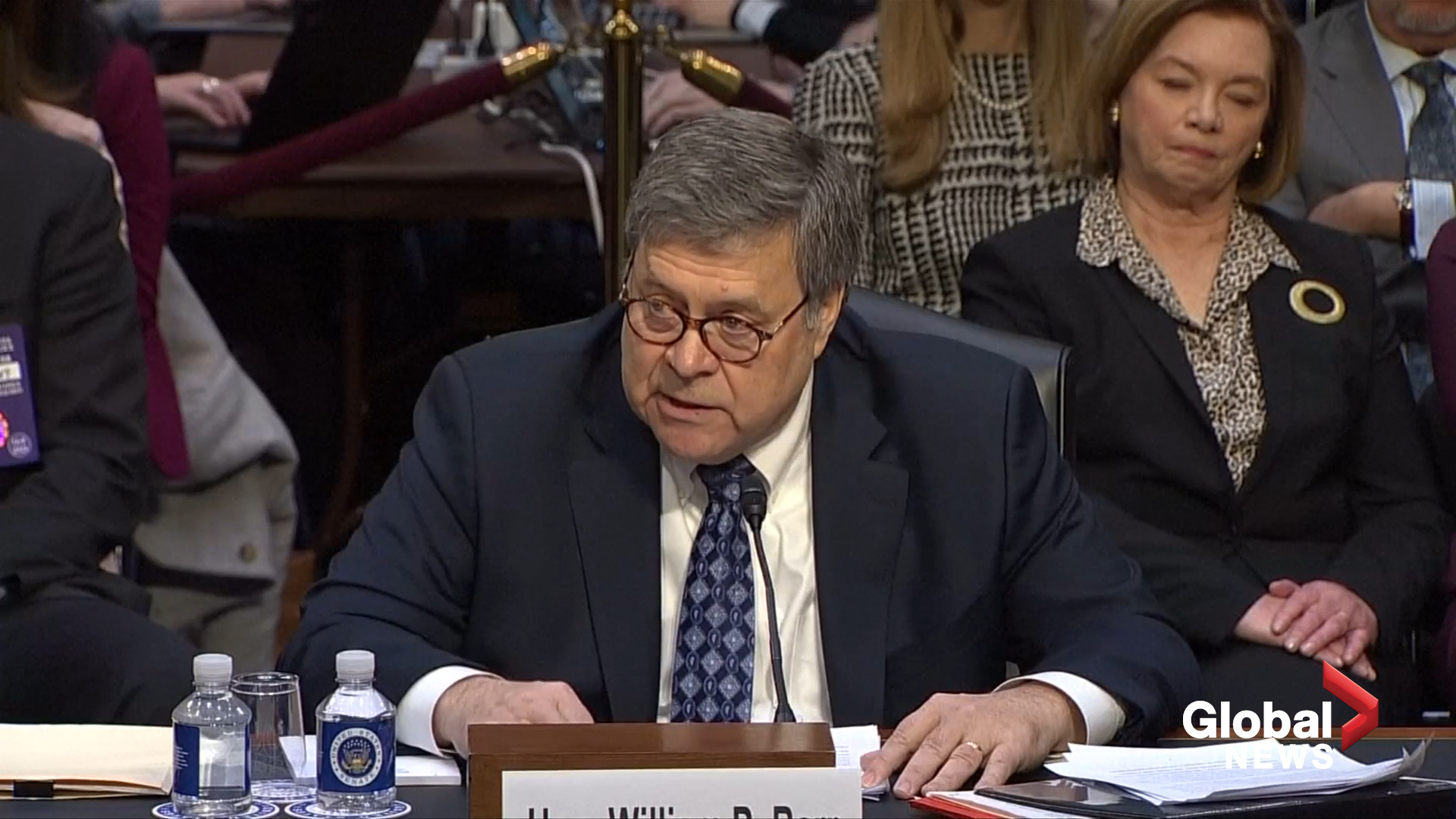 Barr returns to Capitol Hill, where he'll face more Mueller questions