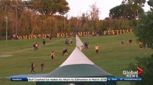 Storm shuts down Edmonton Folk Fest Thursday