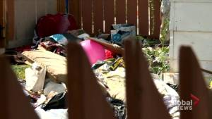 Garbage piling up at Riversdale home frustrating neighbours