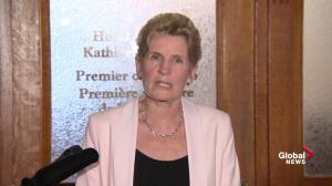 Wynne says Ontario's resources being provided for Toronto van attack response
