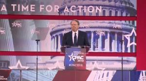 NRA CEO Wayne LaPierre addresses Parkland shooting at CPAC