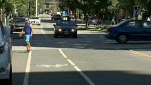 """Coquitlam mayor """"apologizes"""" to distracted walker"""