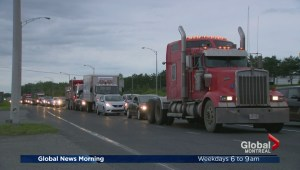 Mercier Bridge traffic woes during construction holiday