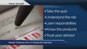 Questions to ask financial advisors based on personality type