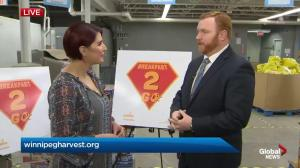 Breakfast2Go: Making a big difference