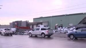 Saskatoon cleaning up after severe summer storm