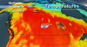 Saskatoon weather outlook: surge of sun and heat for May long weekend