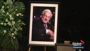 Life of Tommy Banks honoured at Edmonton's Winspear Centre
