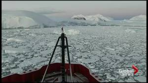 Scientists renew concerns about global warming