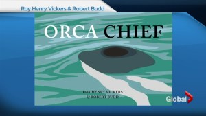 Orca Chief artist and author Roy Henry Vickers