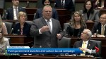 Ontario runs anti-carbon tax ads using taxpayer money