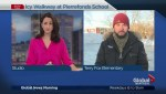 Icy school yard dangerous for Pierrefonds school kids