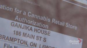 Applications for first Ontario cannabis retailers go public