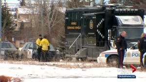 Calgary police continue search of large, wooded area in homicide investigation