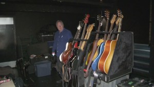 Valuable guitars stolen from rock band 54-40