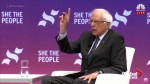 Bernie Sanders gets boos for name dropping MLK Jr.
