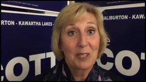Ontario Election: Laurie Scott discuses her re-election for Haliburton Kawartha Lakes Brock