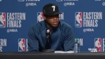 Lowry says still things 'we can clean up' after Raptors Game 4 win