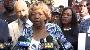 'I lost a son': Eric Garner's mother says they'll keep fighting
