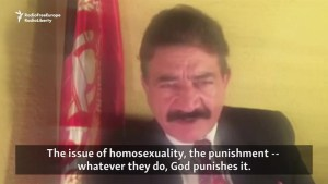 Orlando shooter's father says God will punish homosexuals