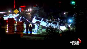 20 killed in 'out-of-control' limo crash had been on wine tour in New York state