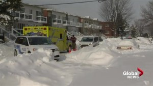 Intense snowstorm kills, strands Montrealers