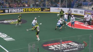 Saskatchewan Rush confident ahead of NLL Finals despite season series loss