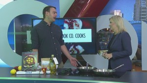 Calgary culinary instructor shares lamb and pine nut hummus recipe
