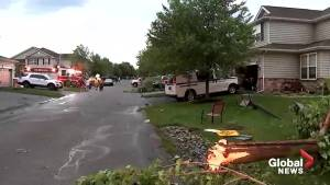 Tornado touches down in Pennsylvania, damaging homes