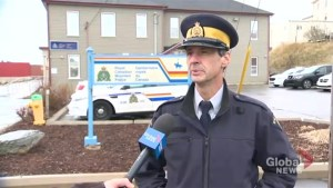 RCMP in Nova Scotia say they're investigating death of girl during Santa Claus parade