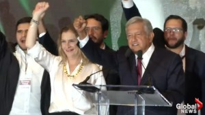 Mexico elects leftist Andres Manuel Lopez Obrador as new president