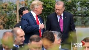 Turkey calls U.S. Syria conditions a 'mistake'