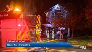 2-alarm house fire displaces 3 people