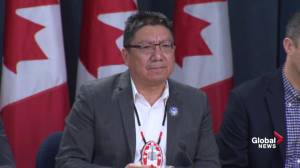 First Nation chief says lack of funding contributing to suicide crisis