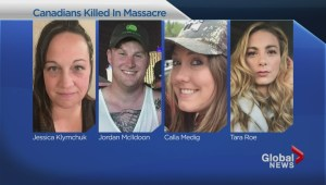 Four Canadian are among those killed in the Las Vegas mass shooting