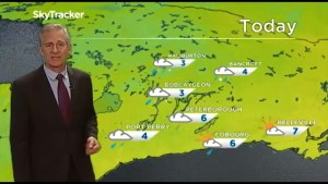 CHEX weather update April 11