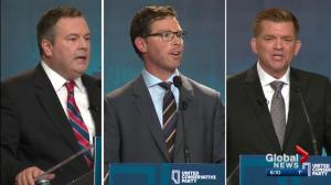 UCP leadership candidates make final push for votes