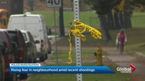 Jamestown parents worried about street safety after shooting