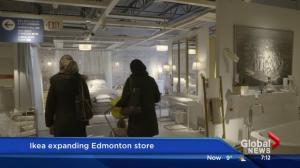 IKEA expanding Alberta outlets
