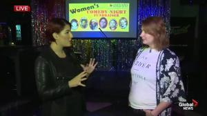 Sarasvati Women's Comedy Night: Ana Damaskin