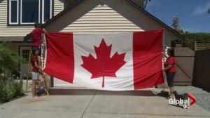 BC celebrates Canada Day