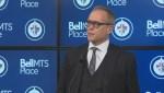 Winnipeg Jets Post Game Reaction – Mar. 1