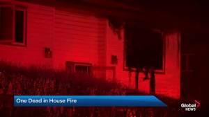 Fatal fire in Calgary's Marlborough Park community
