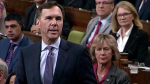 Finance minister Morneau to put assets in blind trust