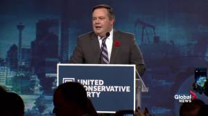 'Hope is on the horizon': Jason Kenney says in UCP leadership victory speech