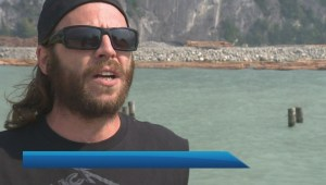 Online video raises safety concerns in Squamish