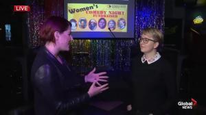 Sarasvati Women's Comedy Night: Angie St. Mars